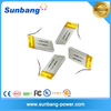 3.7v 400mah li-polymer battery for MP3 MP4 Player