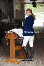 mujer de montar a caballo transpirable chaqueta ropa ecuestre de china fabricante de prendas de vestir chaqueta
