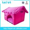 low price low MOQ unique designer dog bed