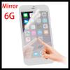 Mobile Phone Accessories Mirror Screen Protector for iPhone 6,for iPhone 6 Screen Protector