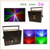 Top RGB-5000 Stage Laser 5w Laser Projector Led Laser Light