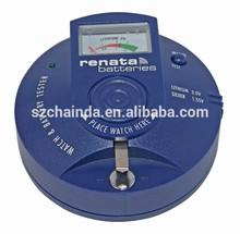 2014 Latest OEM Wholesale BWT-94 Renata Quartz Movement and battery detetor for japan movt quartz watch battery