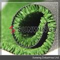 sunwing cancha de tenis de césped artificial césped artificial decoraciones de tenis