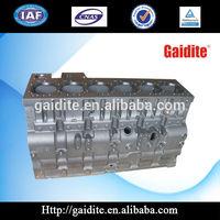 Engine Cylinder Block 1002015/BKZ 6d95 Cylinder Block Oem Factory