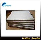 Standard size mdf board Fiber Cement Board price / 3d wall panel china wholesale