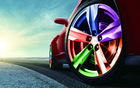 Eco-friendly newest colorful car paint spray