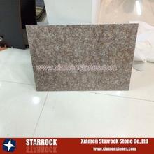China natural g687 granite peach red granite tile