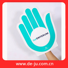 Blue Give Me Five Hand Fingers Sales For Promotion Cheap Giant Foam Hand
