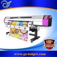 Hot sell Eco solvent printer 1440dpi DX5 1.8m plotter eco solvente