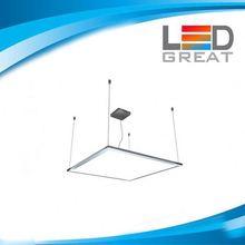 60*60cm LED Acrylic light panel edge lit china supplier factory price 72w led panel light long lifespan