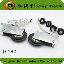 chine fabricant de rail de guidage de roue à rouleaux pour porte coulissante