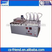 benzene tester bonny light crude oil