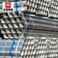 2 polegadas tubos de aço galvanizado de manga