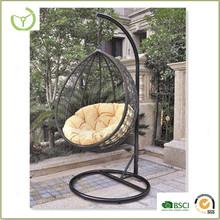 2014 Swing hanging chair, Hanging egg chair, hanging garden swing chairs