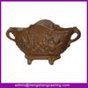 Antique cast iron urns,garden metal flower pot,cast iron planter