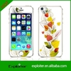 New arrival design cheapest mobile skin for apple iphone 6 skin cover