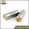 New arrival eletronic cigarette EI Gigante set 26650 mod mechanical mod EI Gigante mod
