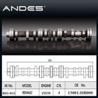 Auto Engine Parts High Performance Camshaft for RENAULT MEGANE D/TD 1.9D/TD Engine: ZD30 OE: 13001-DB000