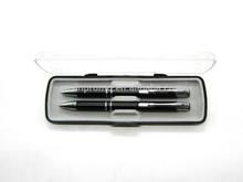 Promotional business gift pen set with laser or imprint logo