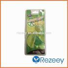 Fruit shape PVC air freshener