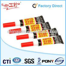 For plastic/ wood /metal , Aluminum Packed , 12pcs/card epoxy glue