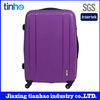 High quality polypropylene trolley suitcase with TSA lock