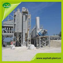 Easy installation asphalt mixing plant, 48-160t/h asphalt plants manufacturer