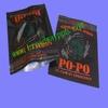 private logo aluminum foil custom printed ziplock bags
