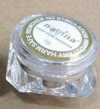 hot sale eyelashe tool glue remover false eyelash individual glue remover for eyelash extension