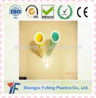 "Plastic Poster Tube 4"" Black PVC Pipe Clear PVC Pipe Lowes"