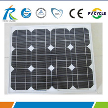 Best price mono 10W solar panel for household use