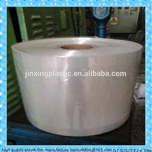 PVC Material and Shrink Film Type PVC shrink wrap film