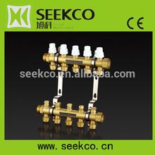 Floor heating system manifold, HVAC manifold,molteplice