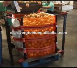 breathable potato bulk container bags flexible stock