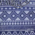 printed denim 100% cotton light denim fabric for shirts