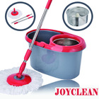 Super clean product Microfiber Twist Mop with Spin Bucket