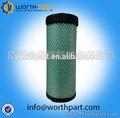 construcción de pet de la máquina del filtro de aire