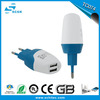 TC074 Professional universal 5v1a wall charger for samsung i9100 galaxy s2