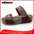 nuevo 2014 casual sandalias de las mujeres con dignidad cáscara estilo de zapatos de la señora
