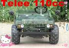 China Zhejiang mini jeep willys 110cc new cheap quads