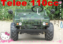 China Zhejiang mini jeep willys 110cc new cheap quads