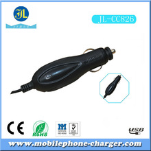 hottest promotional car charger rubber finished car charger mobile accessories supplier