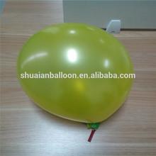 Natural latex helium balloon party balloon Neon color