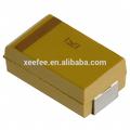 Los condensadores de tantalio 47uf 35v 10% 2917 t491x476k035at