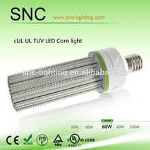 new product!!! TUV UL led light frame 60w led light bulb LED corn light garden shed used