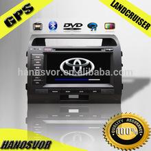 Car DVD GPS TV Ipod For toyota landcruiser 200
