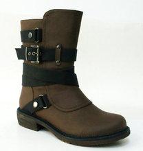 European standard size women boots with belts