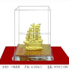 natural unfinished 24k gold craft art