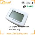 Venta caliente Plug in Digital indicador de voltaje con pantalla LCD