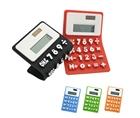 HaiRong Mini Pocket flexible solar calculator